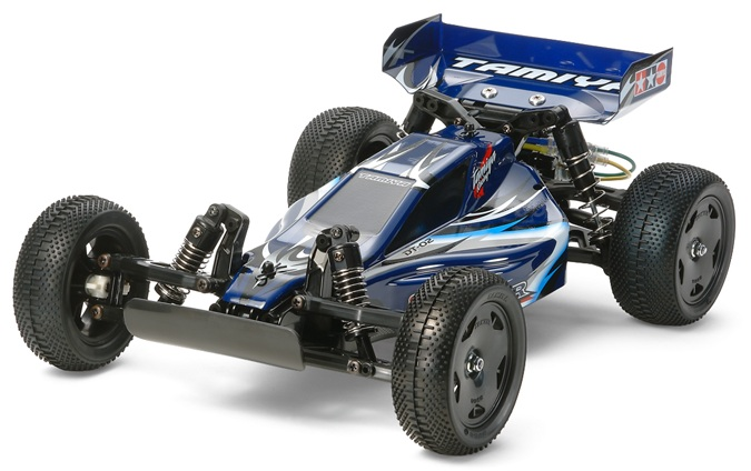 58553 Tamiya Fighter Buggy SV - DT02