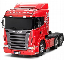 56323 Tamiya Scania R620 6x4 Highline