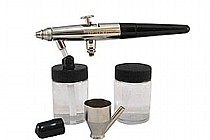BA1751 Badger Model 175 Crescendo Dual Action Siphon Feed Fine Airbrush