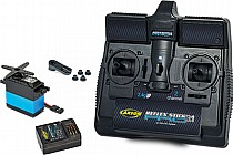 C707131 Carson Reflex Pro 3.1 - 2 Channel Stick 2.4GHz Radio