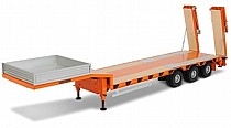907060 Carson Goldhofer Low Loader Trailer