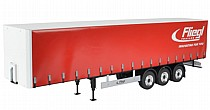 907235 Carson Curtain Sided Trailer (Fliegl)