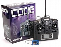 CR151 CORE RC CODE 3 Channel 2.4GHz FHSS Radio