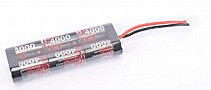EP4000S EP 7.2v 4000mAh Ni-Mh Battery Pack