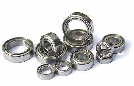 FHBK27 3 Axle Reefer Semi Trailer Bearing Kit
