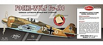 406 Guillows Focke-Wulf Fw-190