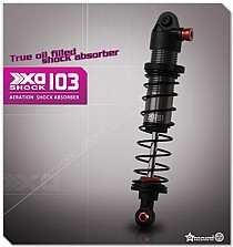 GM21407 Gmade XD Aeration Shock 103mm x2