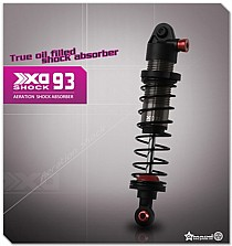 GM21507 Gmade XD Aeration Shock 93mm x2