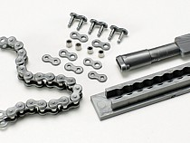 12674 Tamiya Assembly Chain Set for 1/6 Scale Motorcycle