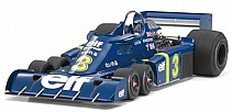 20058 Tamiya Tyrrell P34 Six Wheeler 1976 with Photo Etched Parts