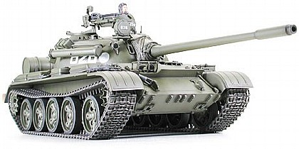 35257 Tamiya Russian Medium Tank T-55A
