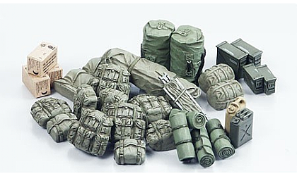 35266 Tamiya US Modern Infantry Equipment Set