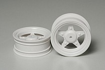 40109 Tamiya GB-01 Front Wheels