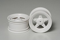 40110 Tamiya GB-01 Rear Wheels