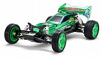 47371 Tamiya Neo Fighter Buggy - DT03 Green Metallic
