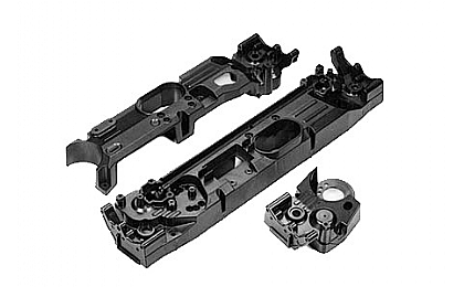 fusion hobbies tamiya tl 01 a parts chassis 50735. Black Bedroom Furniture Sets. Home Design Ideas