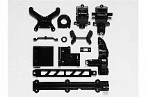 51075 Tamiya DF-02 A Parts - Gear Case
