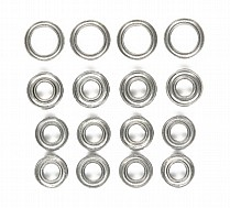 54476 Tamiya TT-02 Ball Bearing Set