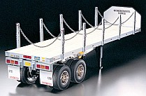 56306 Tamiya Flatbed Semi-Trailer