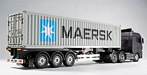 56326 Tamiya 40ft Container and Semi Trailer