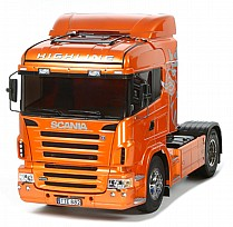 56338 Tamiya Scania R470 Highline Orange Edition