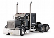 56356 Tamiya Grand Hauler Matt Black