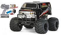 57849 Tamiya XB Pro Lunch Box Black Edition 2.4GHz