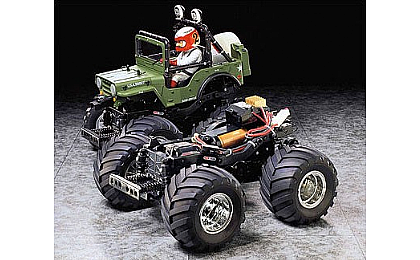 58242 Tamiya Wild Willy 2