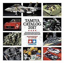 64407 Tamiya Catalogue 2017