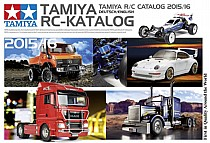 992015 Tamiya Radio Control Catalogue 2015/6