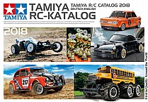 992018 Tamiya Radio Control Catalogue 2018
