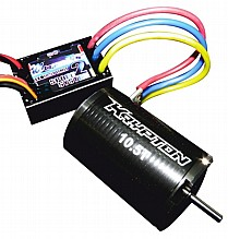 Mtroniks G2 Sport 2 System 1/10 Scale ESC with 10.5T Motor