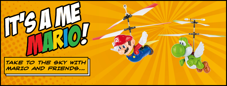 Mario Flying Cape