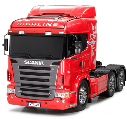 Fusion Hobbies Tamiya Scania R620 6x4 Highline 56323
