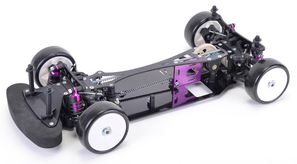 Fusion Hobbies Schumacher Mi1 V2 4wd Touring Car Kit