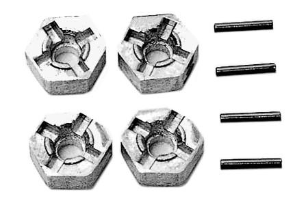 53056 Tamiya Pin Type Wheel Adapter Set