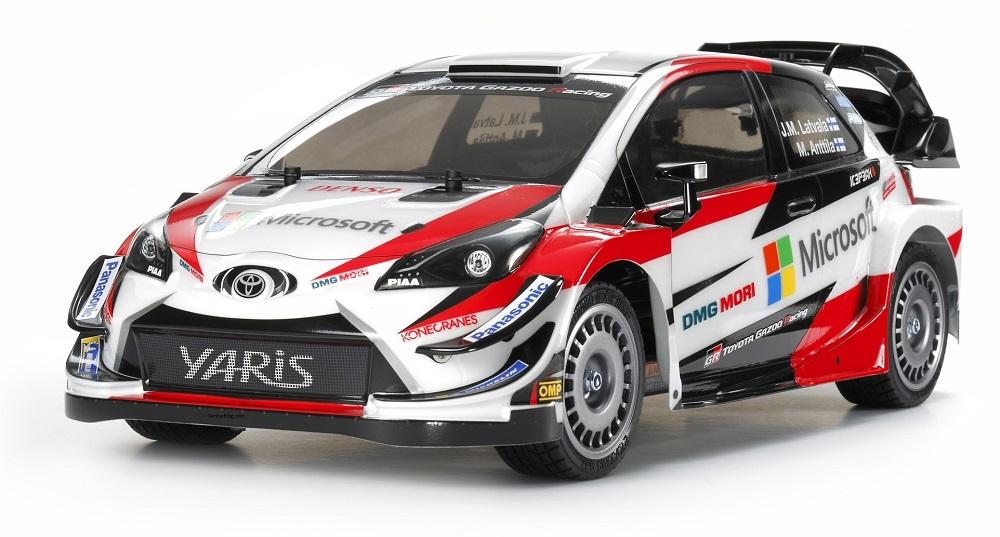 Toyota Yaris Rally 002 full motorsport racing graphics stickers decals vinyl