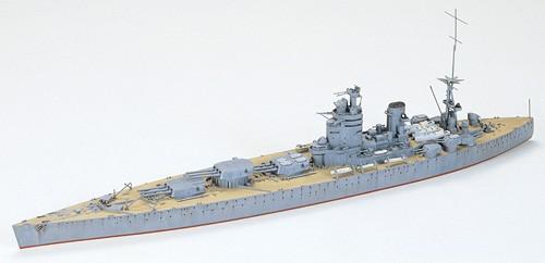 Fusion Hobbies Tamiya Hms Rodney Battleship 77502