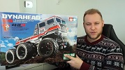 Tamiya Dynahead Unboxing Video
