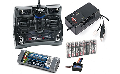 6 Channel Electric Fast Charge Deal with TEU-302BK ESC