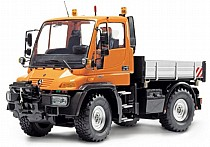 907170 Carson 1/12 RTR Mercedes Benz Unimog U300 with 2.4GHz Radio