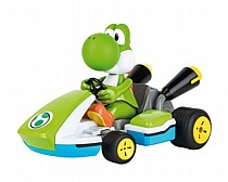 162108 Carrera RC Mario Kart - Yoshi Race Kart with Sound