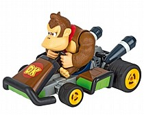 162111 Carrera RC Mario Kart - Donkey Kong Race Kart with Sound