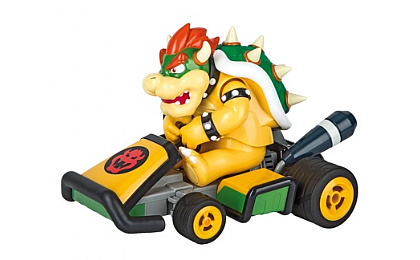 162112 Carrera RC Mario Kart - Bowser Race Kart with Sound