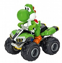 200997 Carrera RC Mario Kart 8 Yoshi with 2.4GHz Radio