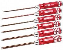 110992 EDS 6 Piece Metric Hex Driver Set
