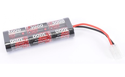 EP3000S EP 7.2v 3000mAh Ni-Mh Battery Pack