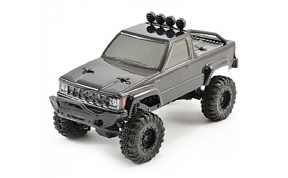 5502BK FTX Outback Mini 1/24 Trail RTR - Black