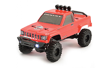 5502R FTX Outback Mini 1/24 Trail RTR - Red
