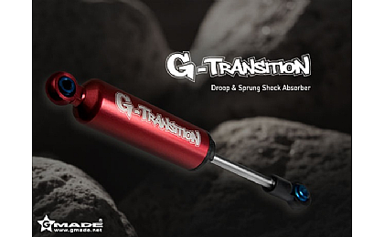 GM20601 Gmade G-Transition Shock Red 90mm for 1/10 Crawler & Truck x4